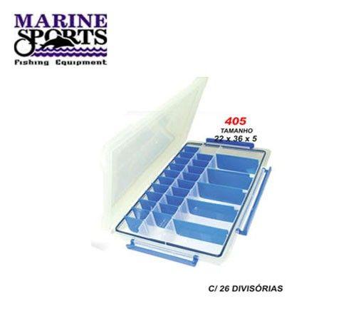 Estojo Marine Sports MS-405  - Comprando & Pescando