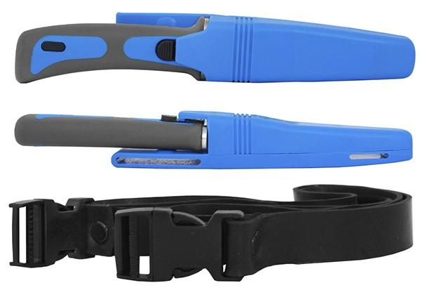 Faca para Mergulho Albatroz QS-209  - Comprando & Pescando