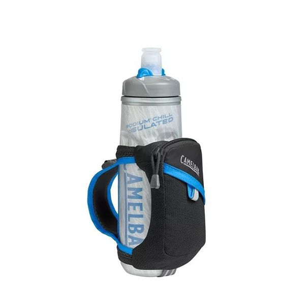 Garrafa Camelbak 600ml + Bolsa Quick Grip Chill  - Comprando & Pescando