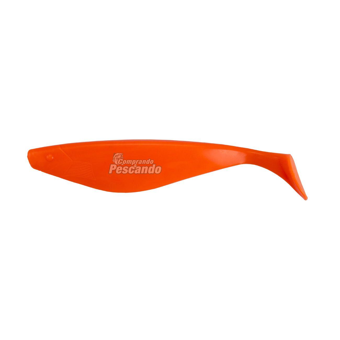 Isca Action Plastic Shad Minnow 22,9cm  - Comprando & Pescando