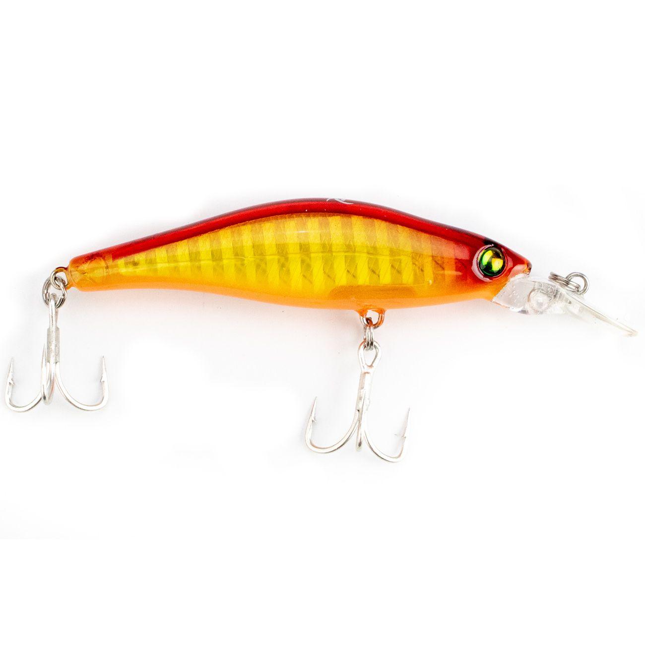 Isca Aicas Ninja (6,5cm - 6grs)  - Comprando & Pescando