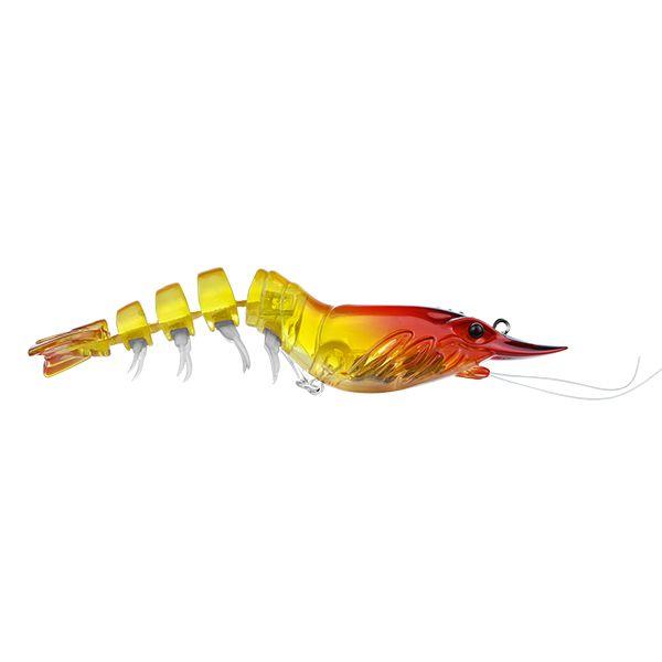 Isca Albatroz Camarão Shrimp Move 75 (7,5cm - 5,5g)  - Comprando & Pescando