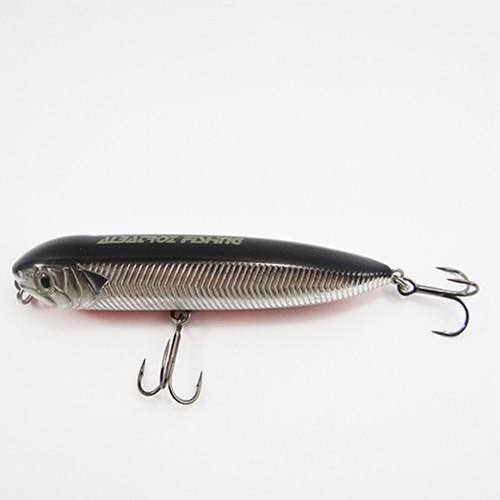 Isca Albatroz Snake Head ( 9cm - 13grs )  - Comprando & Pescando