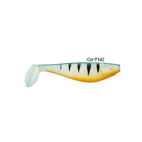 Isca Albatroz Soft Shad SH120  - Comprando & Pescando
