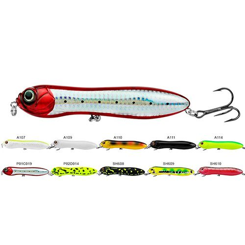 Isca Albatroz Thundera (13cm - 30grs)  - Comprando & Pescando