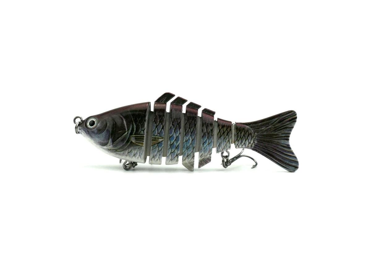 Isca Artificial Articulada Cmik (10cm - 15,2grs)  - Comprando & Pescando