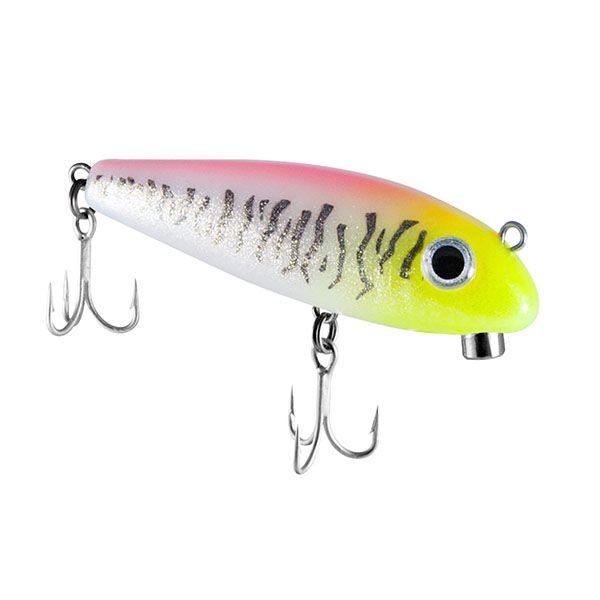Isca Birutinha Deconto 7cm - 9grs   - Comprando & Pescando