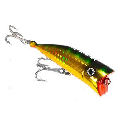 Isca Borboleta Stick Popper Holográfica ( 9cm - 14grs)  - Comprando & Pescando