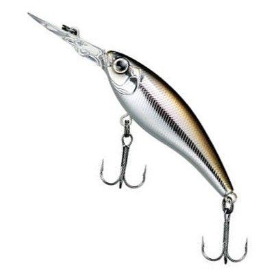 Isca Daiwa D-Shiner 55SP  - Comprando & Pescando