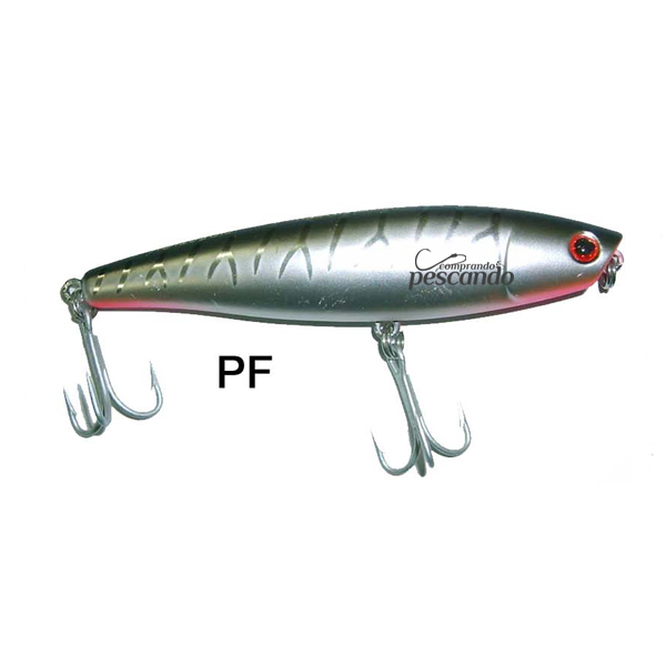 Isca Intergreen Firestick (9cm - 11.2g)  - Comprando & Pescando