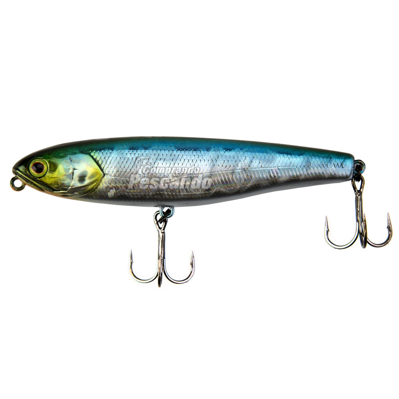 Isca Jackall Bonnie 95 (9,5cm - 12,6grs)  - Comprando & Pescando