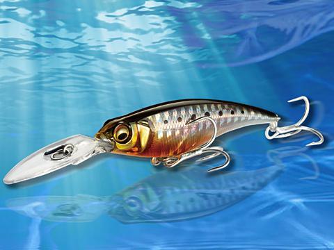 Isca Megabass Salty Shadding-X  - Comprando & Pescando