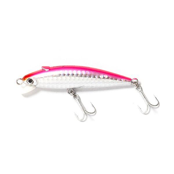 Isca Nelson Nakamura Borá Plus Holográfica 7.5 (7.5cm - 6g)  - Comprando & Pescando