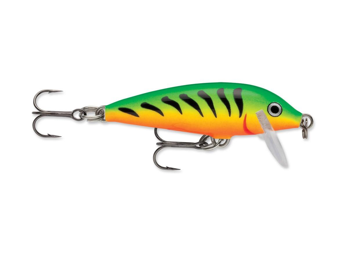 Isca Rapala Count Down CD5  (5cm - 5gr)  - Comprando & Pescando