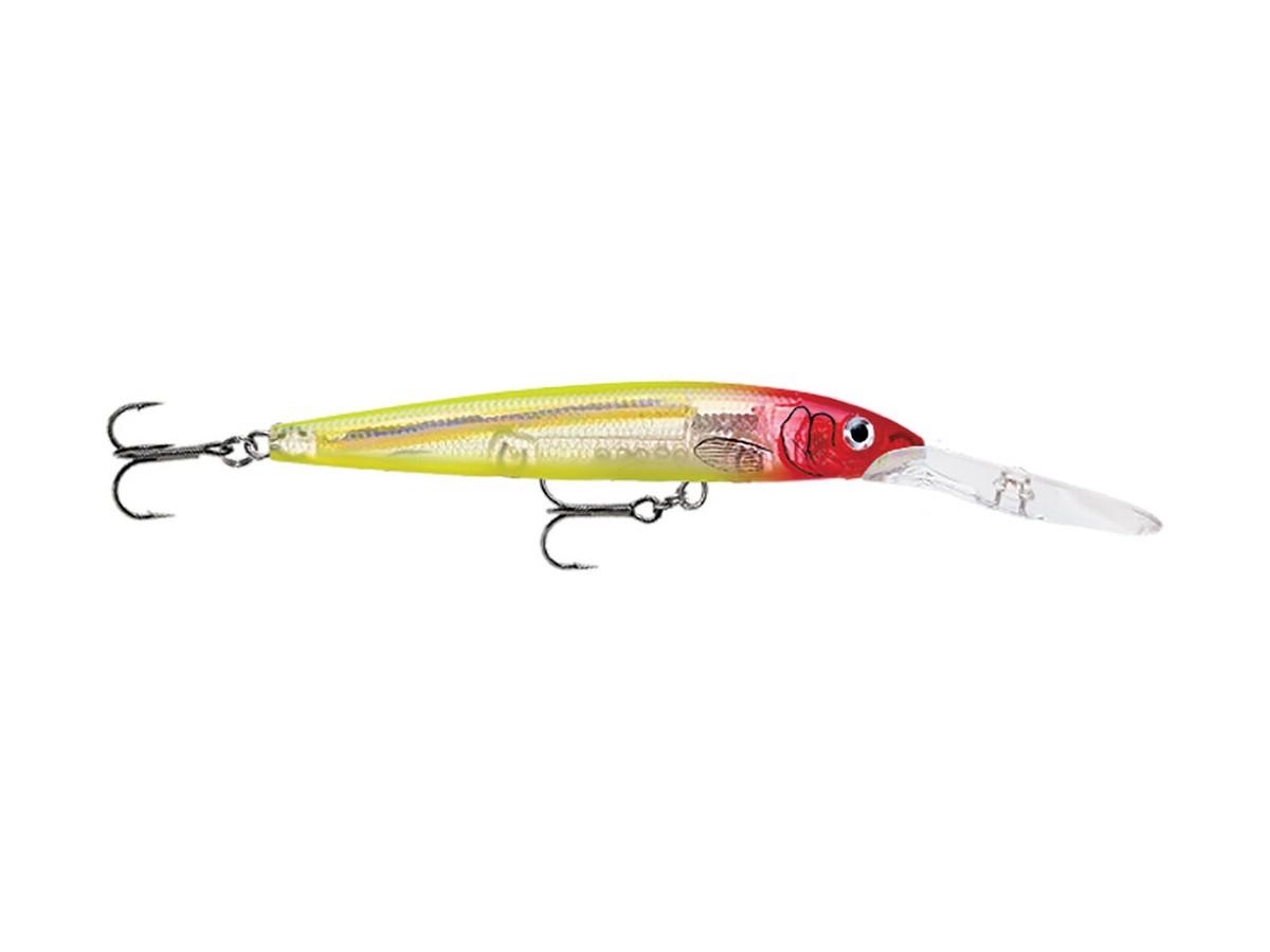 Isca Rapala Down Deep Husky Jerk DHJ-10 (10cm - 11gr)  - Comprando & Pescando