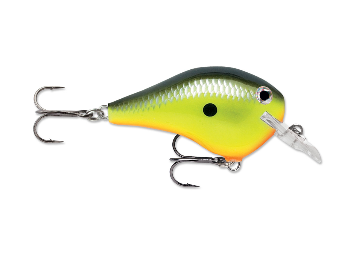 Isca Rapala DT-FAT Dives-To (7cm - 18gr)  - Comprando & Pescando