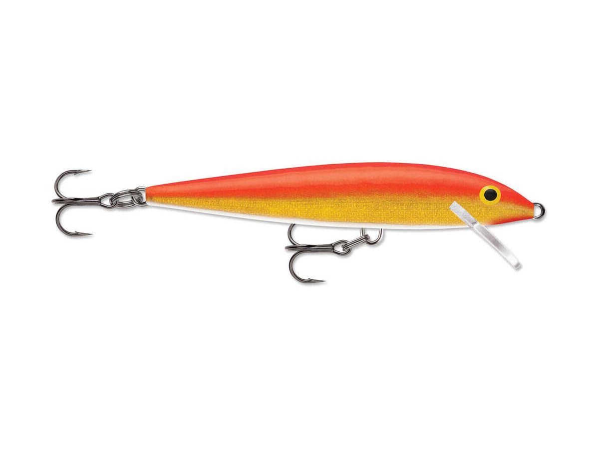 Isca Rapala Original Floating F9 (9cm - 5gr)  - Comprando & Pescando