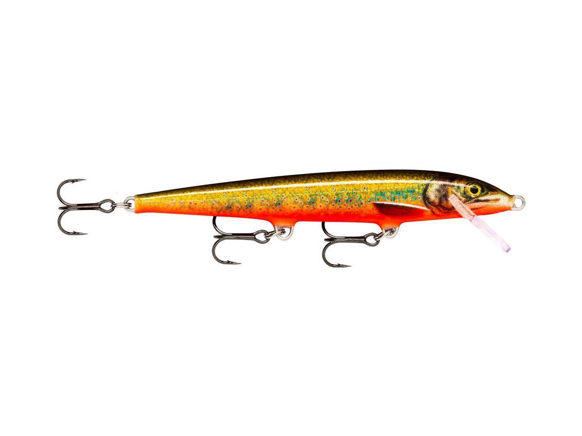 Isca Rapala Original Floating F11 (11cm - 6gr)  - Comprando & Pescando