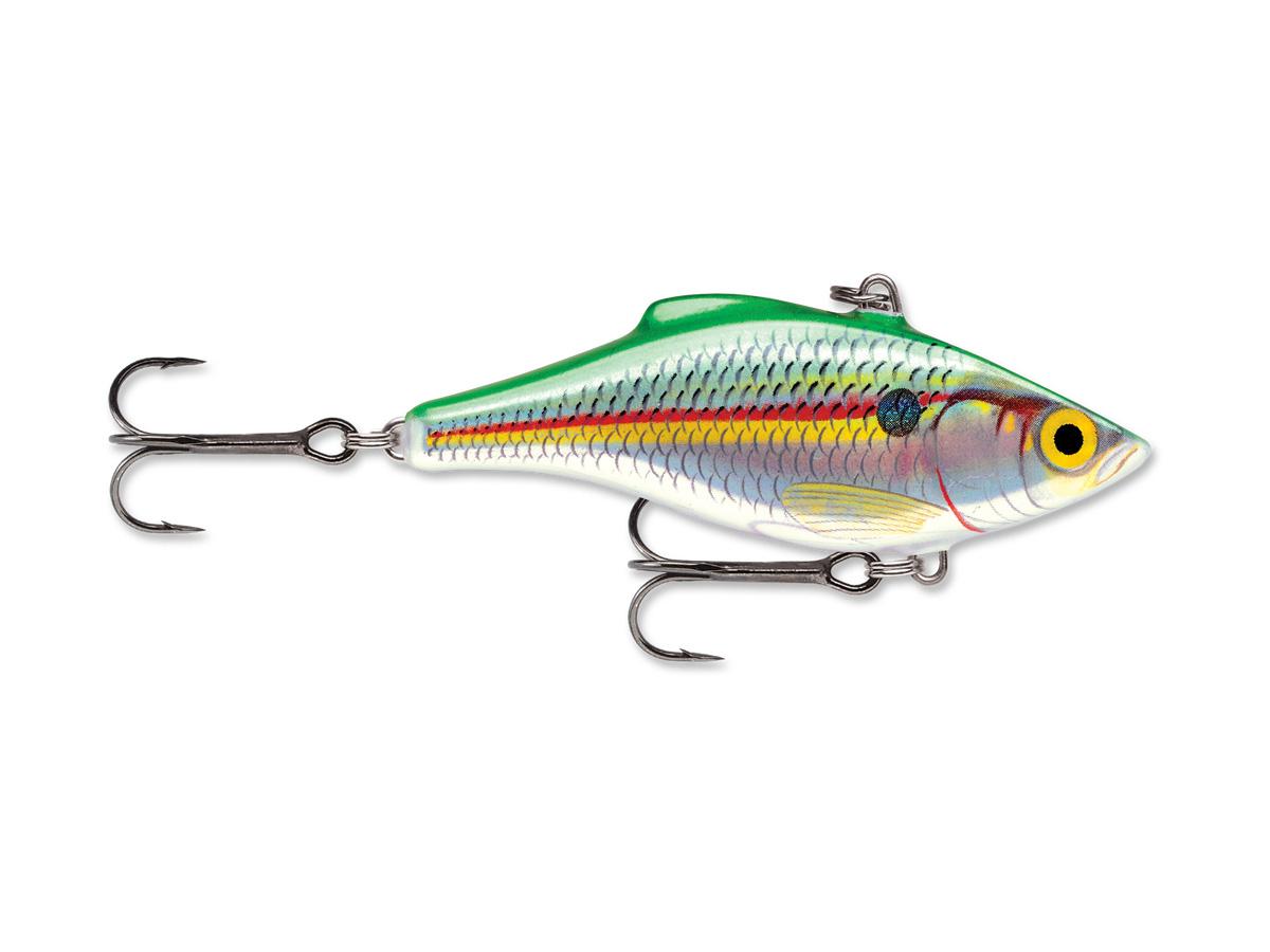 Isca Rapala Rattlin (7cm - 16grs)  - Comprando & Pescando
