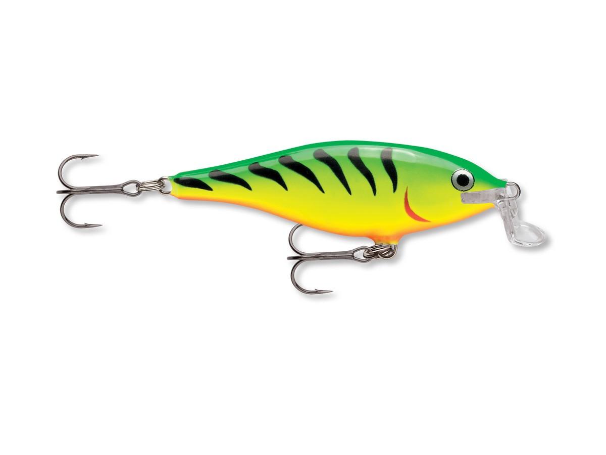 Isca Rapala Shad Rap SSR07 - (7cm - 7gr)  - Comprando & Pescando