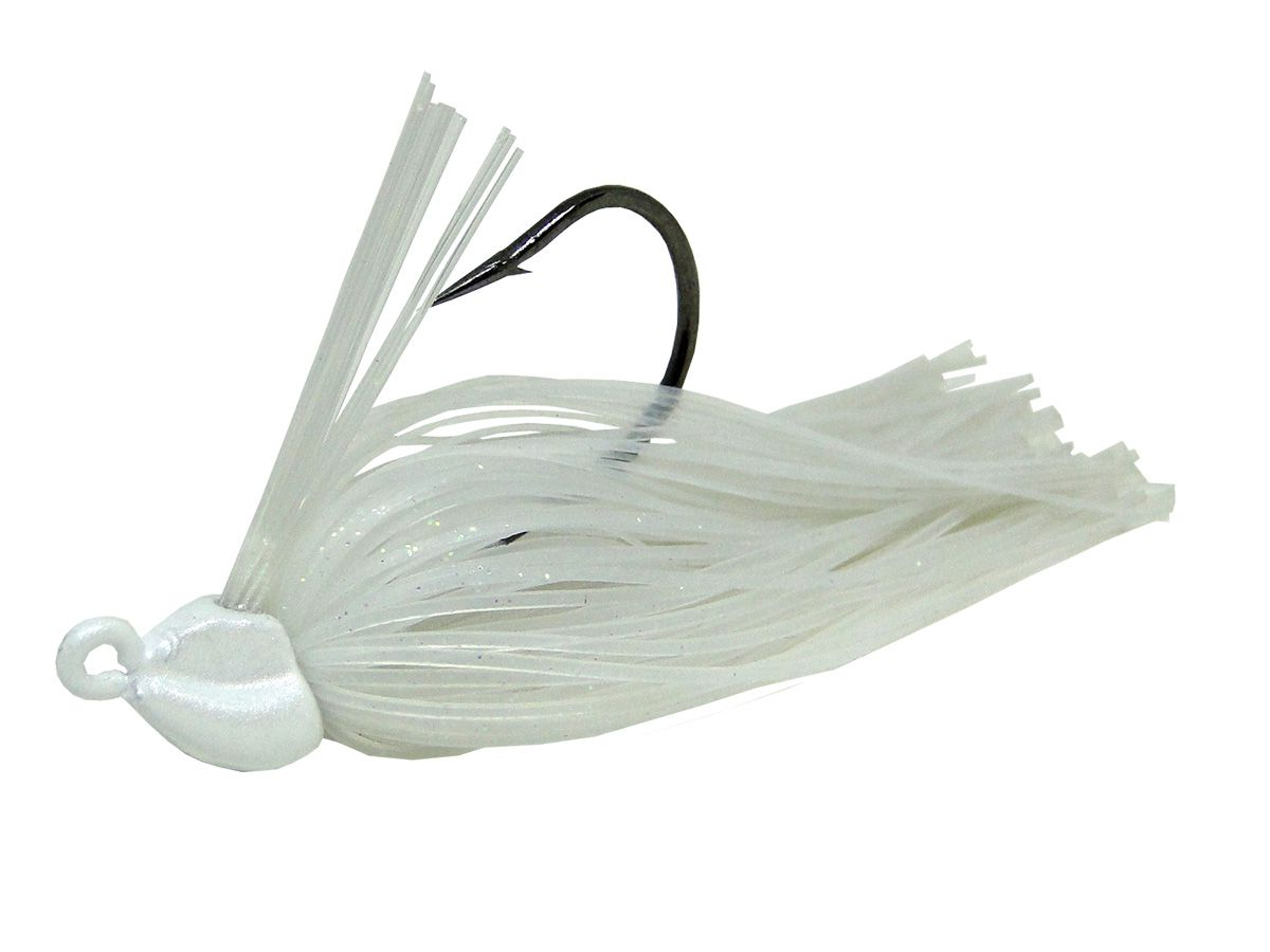 Isca Rubber Jig Yara 2/0 10gr - Anti Enrosco  - Comprando & Pescando