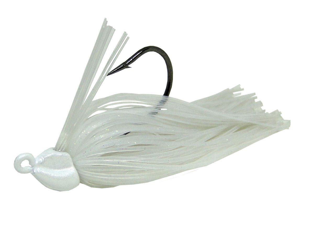 Isca Rubber Jig Yara 4/0 14gr - Anti Enrosco  - Comprando & Pescando