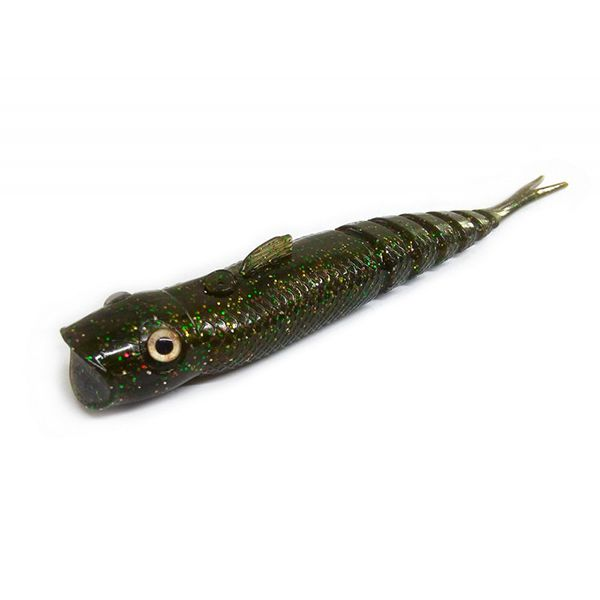 Isca Soft Monster 3x Pop Action 17cm - 2 Un  - Comprando & Pescando