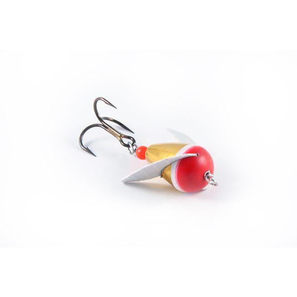 Isca Spinner Varejeira Deconto nº 2  - Comprando & Pescando