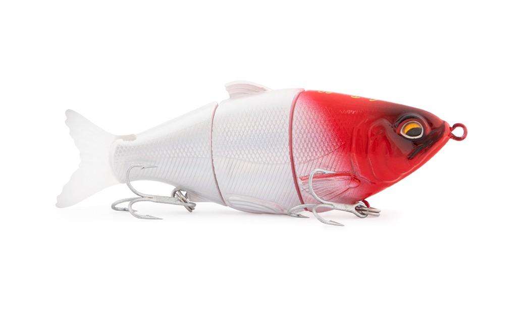 Isca Strike Pro Articulada Gill Raker 60 - (8cm - 12,8gr)  - Comprando & Pescando
