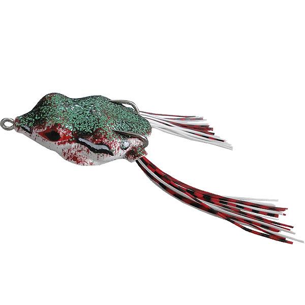 Isca Yara Crazy Frog 55 (5,5cm - 11,5gr)  - Comprando & Pescando