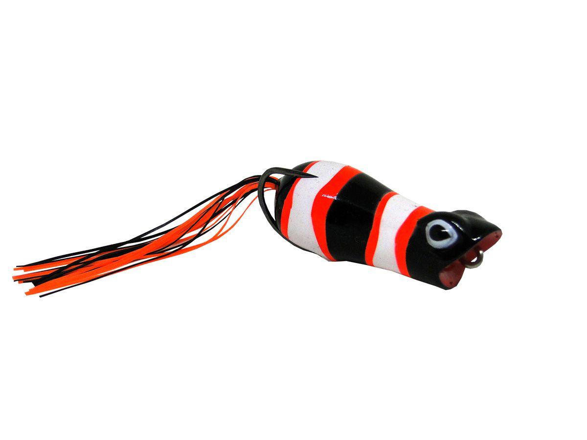 Isca Yara Crazy Popper (6cm - 13grs)  - Comprando & Pescando