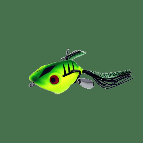 Isca Yara Jump Frog (4,5cm - 9grs)  - Comprando & Pescando