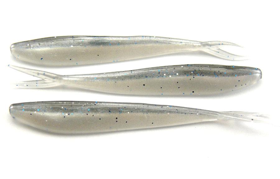 Isca Zoom The Fluke (10cm)  - Comprando & Pescando