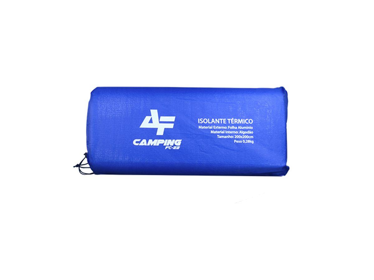 Isolante Térmico para Barraca Albatroz FC-22  - Comprando & Pescando