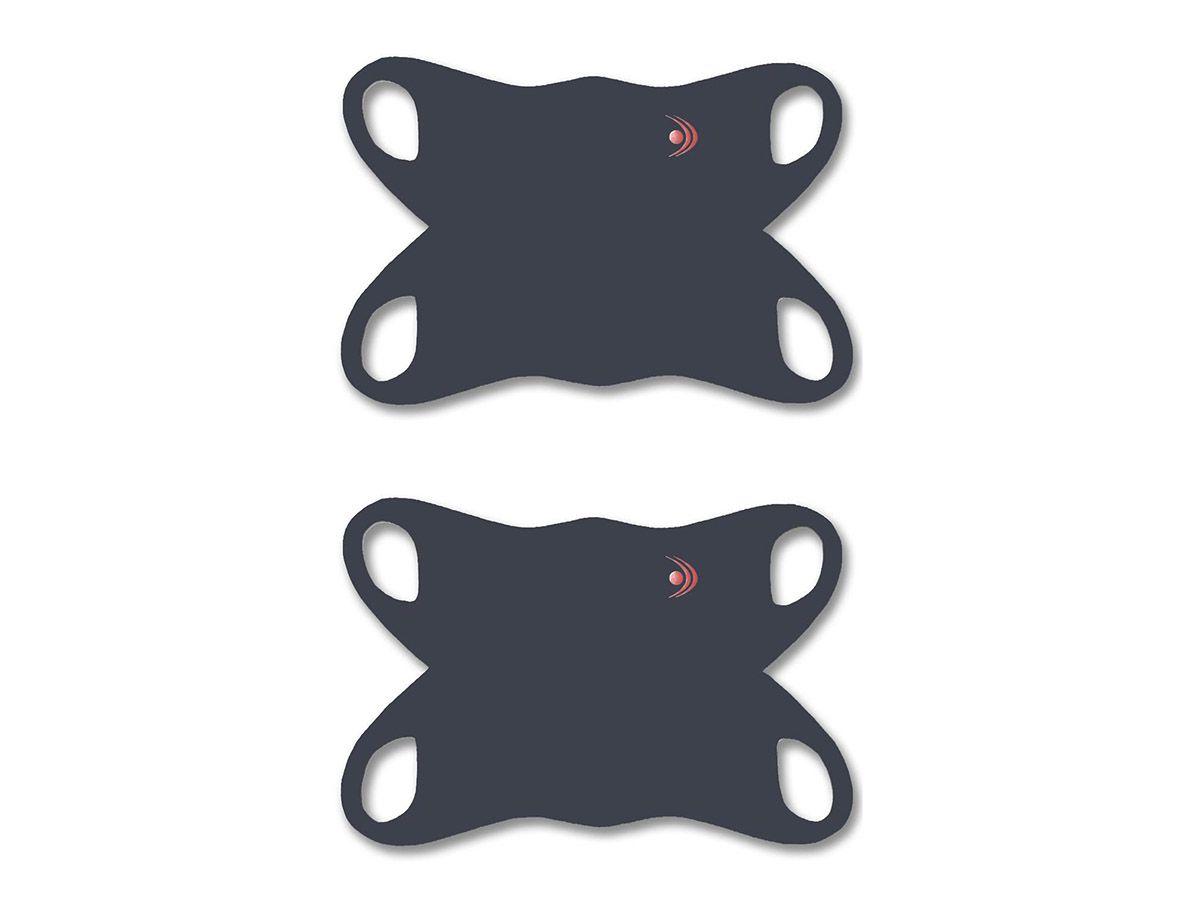 Kit 2 Máscaras de Proteção Reutilizável Fishing Co  - Comprando & Pescando