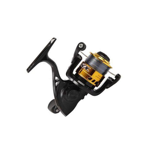Kit 3 Molinetes Marine Sports Sol 100 c/ linha  - Comprando & Pescando