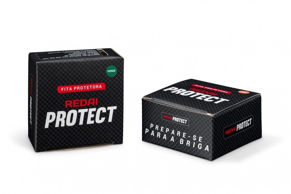 Kit 4 Fitas Protetora Redai Protect  - Comprando & Pescando