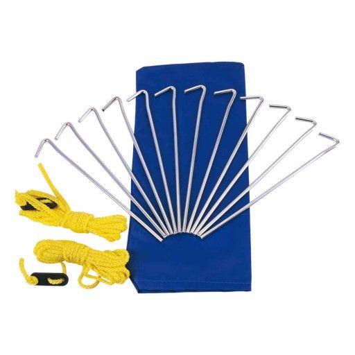 Kit Conexão para Gazebo + Conjunto Estacas Nautika  - Comprando & Pescando