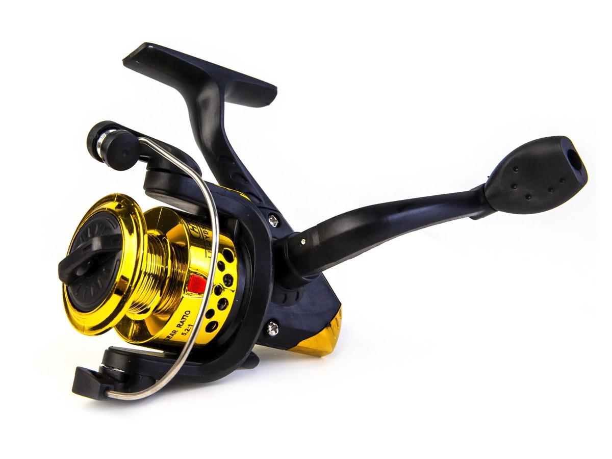 Kit De Pesca Completo C/ 1 Vara + 1 Molinete + Acessórios  - Comprando & Pescando