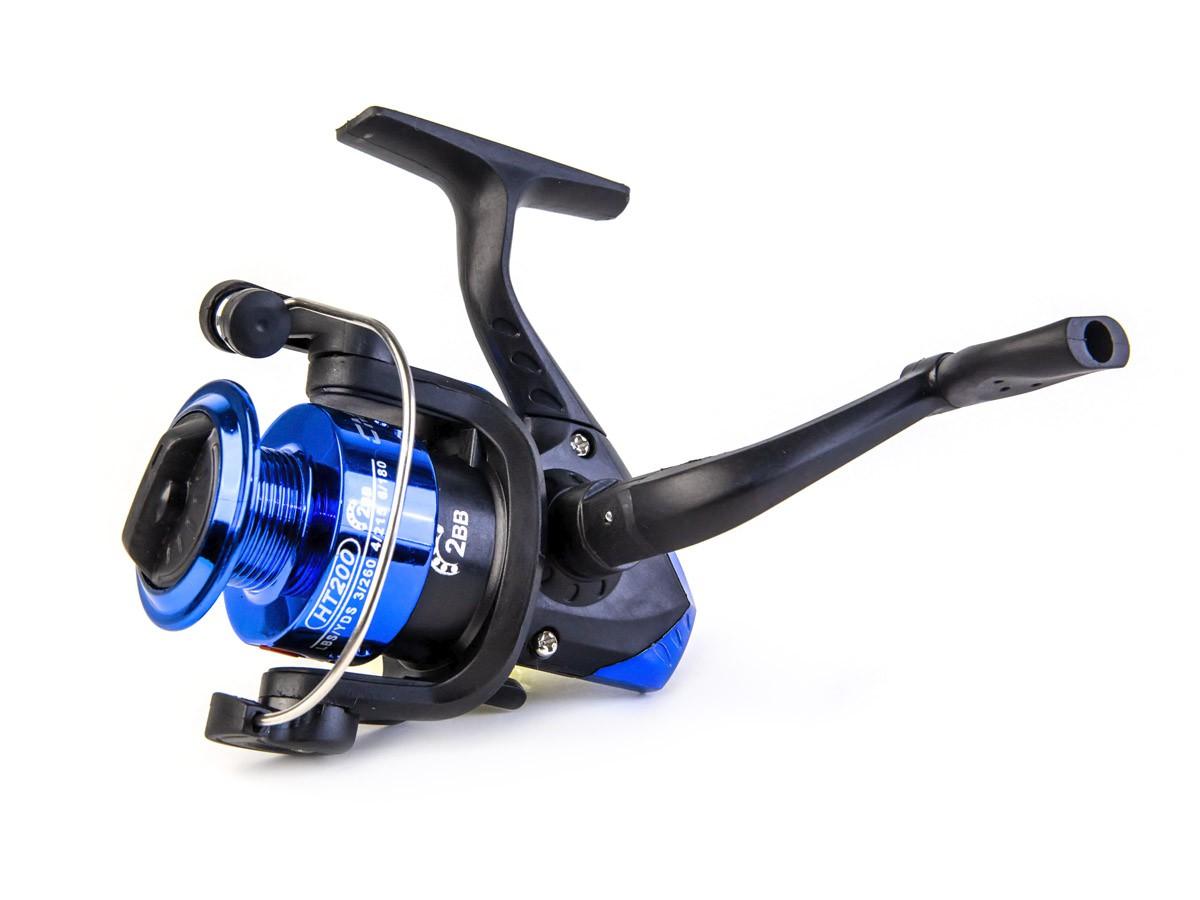 Kit De Pesca Completo C/ 4 Varas + 4 Molinetes + Acessórios  - Comprando & Pescando