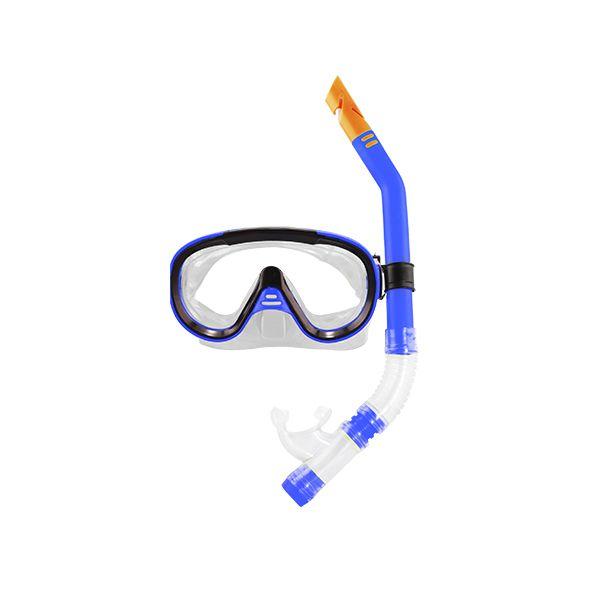 5e1e2a991 Kit Mergulho Albatroz Máscara e Snorkel Play - Comprando & Pescando ...