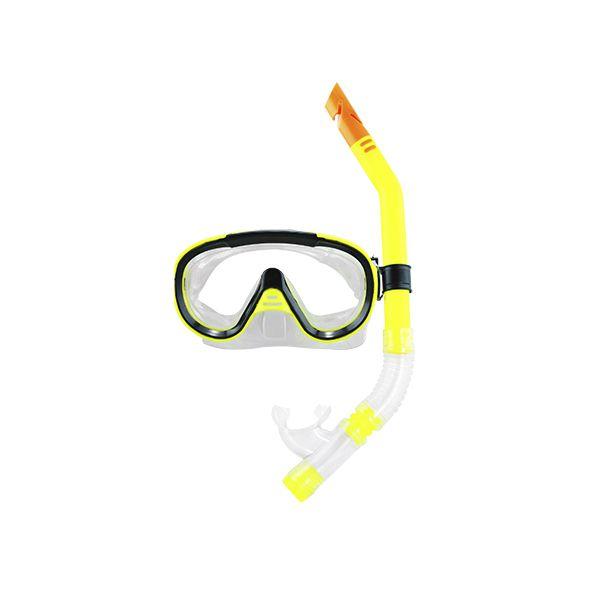 59735fd87 ... Kit Mergulho Albatroz Máscara e Snorkel Play - Comprando & Pescando ...