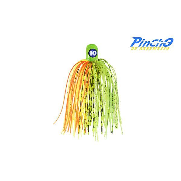 Kit Pincho de Arremesso Deconto (7, 10 e 14grs)  - Comprando & Pescando