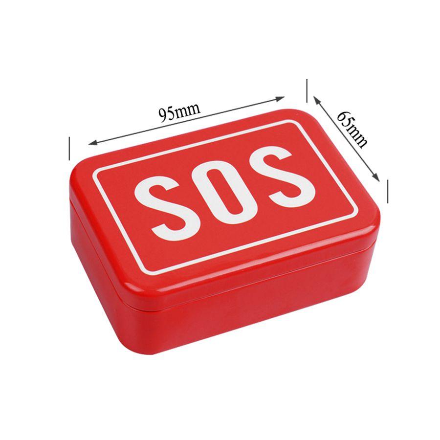 Kit Sobrevivência e Emergência SOS  - Comprando & Pescando