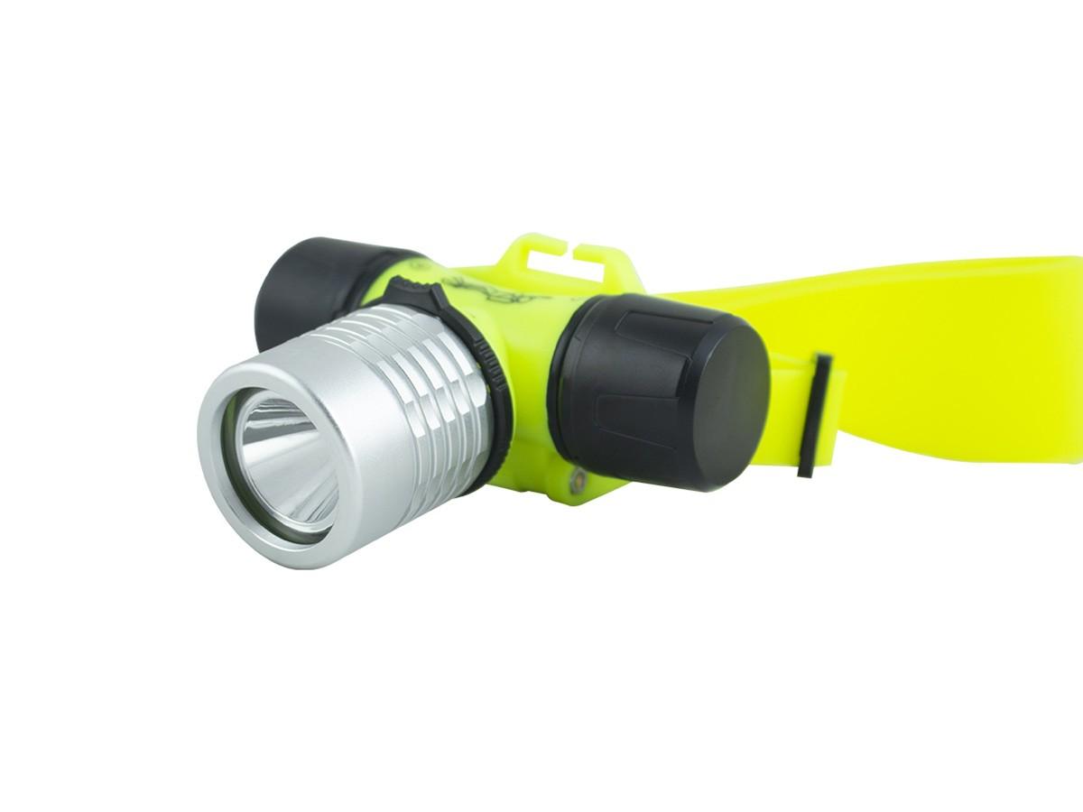 Lanterna de Cabeça para Mergulho Albatroz TDQ-001  - Comprando & Pescando