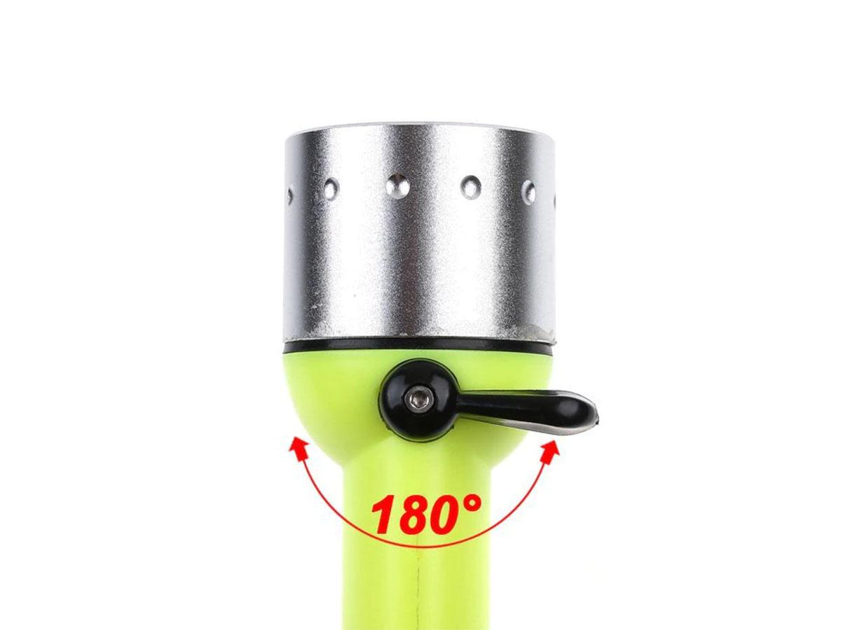 Lanterna Mergulho Led 3W 180 Lumens  - Comprando & Pescando