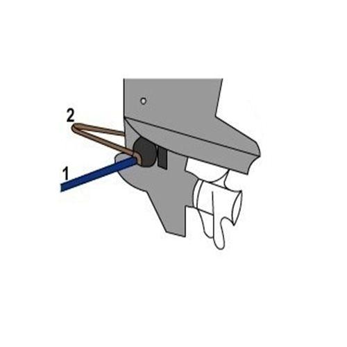 Lava Motor de Popa (Orelhão/Telefone)  - Comprando & Pescando