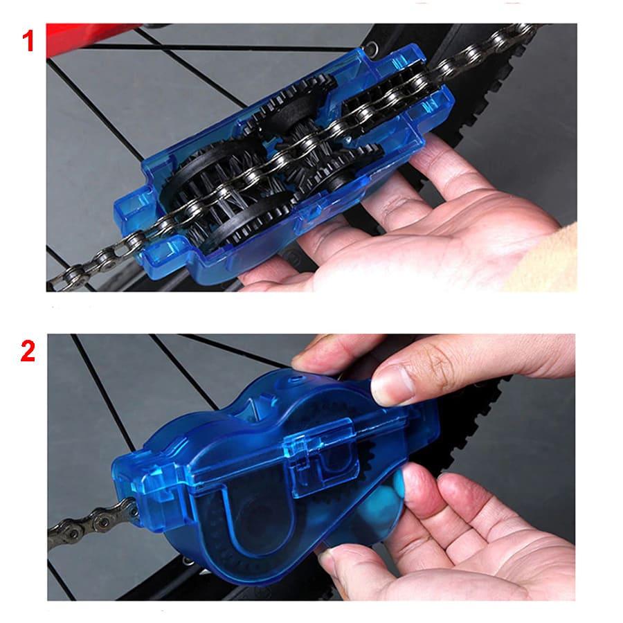 Limpa Corrente Bike Wash  - Comprando & Pescando