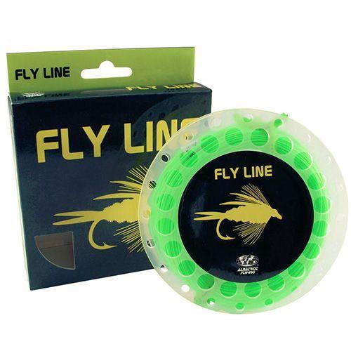 Linha Albatroz Fly Line WF 30,5mts (floating)  - Comprando & Pescando