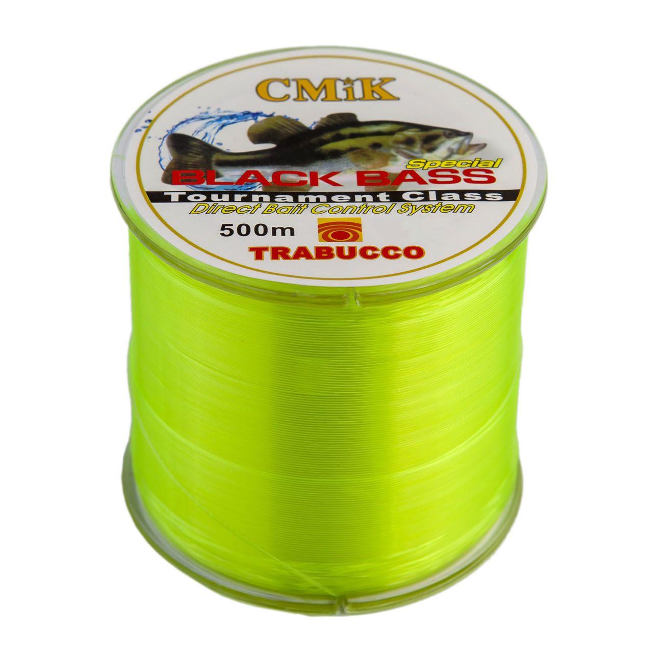 Linha Monofilamento 500mts CMIK (0,25mm - 7,3kg)  - Comprando & Pescando